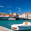 Postcard from Trogir, Croatia — Stock Photo
