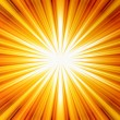 Sunbeam - works great as a background — 图库照片