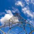 Electrical power mast — Stock Photo #2833176
