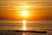 Golden Sea — Stock Photo