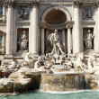 Royalty-Free Stock Photo: Trevi Fountain, Roma