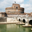 Castel Sant?Angelo,Rome — Stock Photo