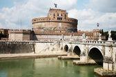 Castel Sant?Angelo,Rome — Stock Photo