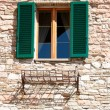 Royalty-Free Stock Photo: Wooden window