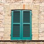 Close window — Stock Photo
