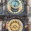 Stock Photo: The Prague Astronomical Clock