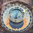 The Prague Astronomical Clock — Stock Photo #3056209