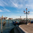 Grand Canal in Venice, Italy — Stock fotografie #3124724
