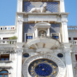 Astronomical clock in Venice, Italy — Stock Photo #3144201