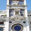 Stock Photo: Astronomical clock in Venice, Italy