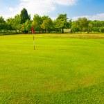 Golf Course — Stock Photo #3374796