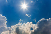 Sole — Foto Stock