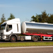 Fuel truck — Stock Photo