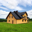 Stock Photo: New house
