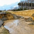Flooding and destruction — Stock Photo #2743090