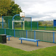 Basketball and sport place — Stock Photo