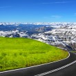 Mountain travel - Stockfoto