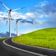 Wind road — Stock Photo #2843892