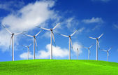 Windpower — Stockfoto