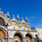 San Marco Basilica — Stock Photo #2911120