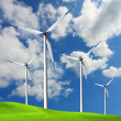 Foto de Stock  : Wind power