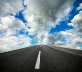 Highway to Heaven — Stock Photo