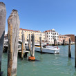 Boats in Venice - Stock Photo