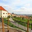 Prague panorama, Czech Republic — Stock Photo