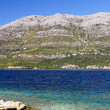 Adriatic coast landscape - Foto Stock