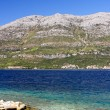 Stock Photo: Adriatic coast landscape