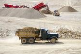 ドロマイト鉱山 — ストック写真