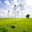 Wind energy — Stock Photo #3193615