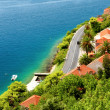 Stock Photo: Villas On Dalmatian Coast
