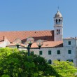 church in sibenik — Stock Photo