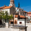 Stock Photo: Water well in Zadar