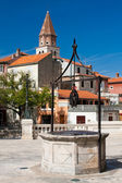 Water well in Zadar — Stock Photo