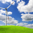 Wind turbine — Stock Photo #3394909