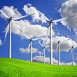 Windmills — Stock Photo #3408369