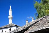 Mostar mosque — Stock Photo