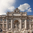 Rome - Fontana di Trevi — Stock Photo #3428049