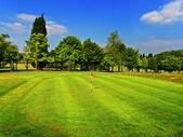 A beautiful Golf Course — Stock Photo