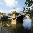 Skeldergate Bridge, York, UK — Stock Photo