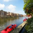 The River Ouse in the city of York, UK - Photo