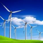 Ecologic power — Stock Photo #3807090