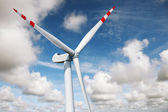 Energy - Wind Turbine — Stock Photo
