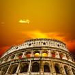The Colosseum - Stock Photo