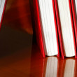 Royalty-Free Stock Photo: Books on the table