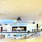 Shopping centre — Stock Photo