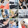 fitness — Stock fotografie #2766997