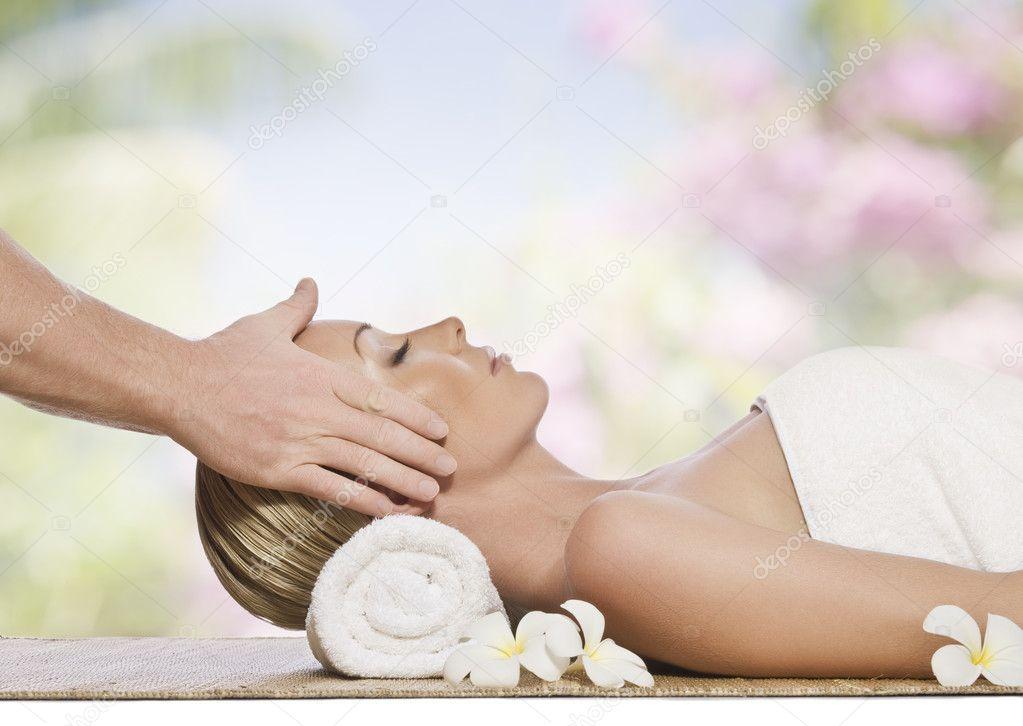 Spring med massage double penetration